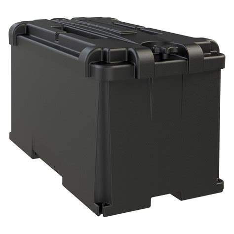 boat battery storage noco 4d commercial battery box hm408
