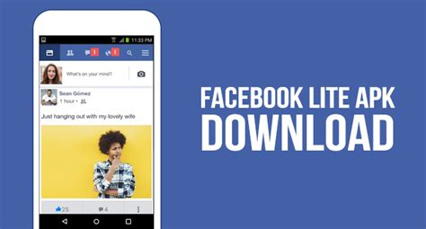 facebooj apk lite apk free apk 44 0 0 5 69 version