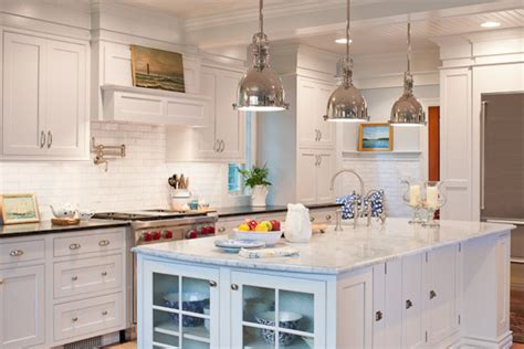 Country Kitchen Wall Nj by Dewils Cabinetry Traditional Kitchen