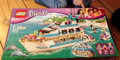 jacht lego friends geschenktipp lego friends yacht galeria kaufhof
