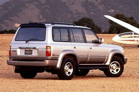 how does cars work 1997 lexus lx parental controls 1996 97 lexus lx 450 consumer guide auto