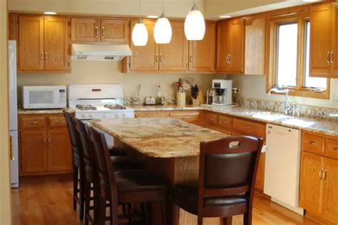 what color countertops with honey oak cabinets honey oak cabinets what color granite not so sure gray gr