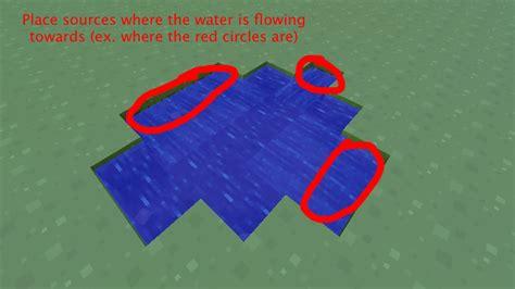 Artificial Lake Minecraft Arqade
