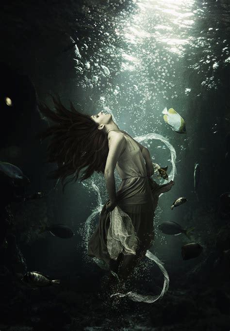 tutorial photoshop underwater create an underwater beauty in photoshop hyper realism