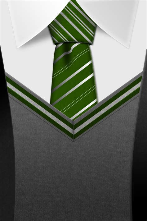 slytherin tie hd iphone wall by tinsdar on deviantart