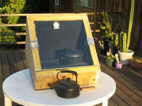 diy solar cooker 18 diy solar cooker plans