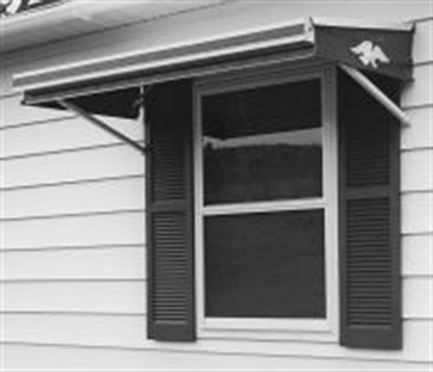 11 dura bilt aluminum window awning