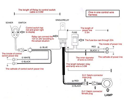 wiring diagram for cree led light bar efcaviation