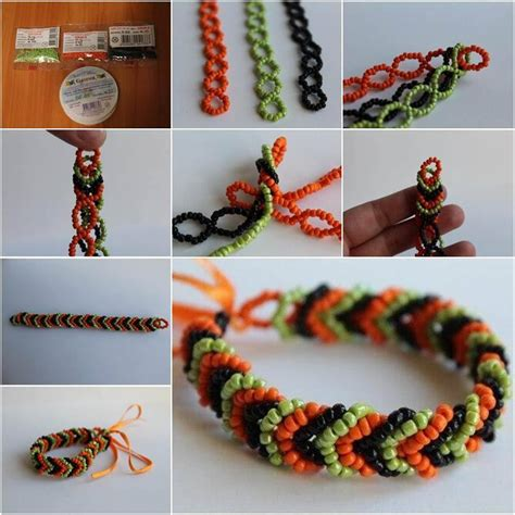 Handmade Bracelets Tutorial - 75 incredibly easy to follow diy bracelet tutorials to