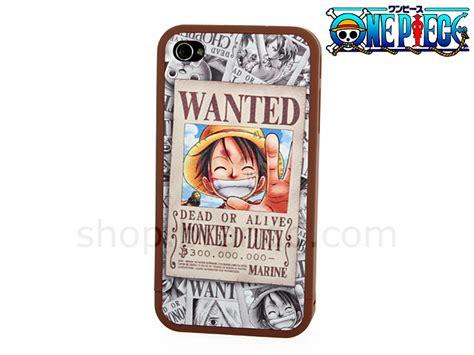 Luffy Y2922 Samsung Galaxy J7 iphone 4 one wanted monkey d luffy phone