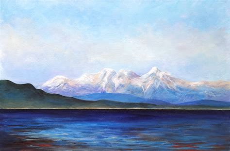 paint with a twist ta sea dean paint a masterpiece mountains water