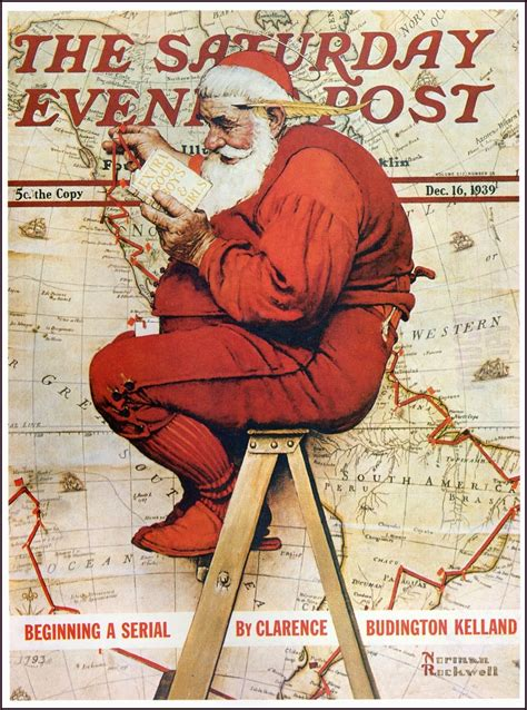 norman rockwell  saturday evening post covers null entropy