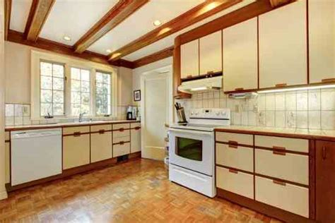 what to do with old kitchen cabinets how to remove and renovate old kitchen cabinets green