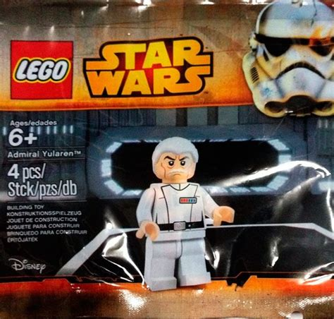 Lego Admiral Yularen Lego Wars Admiral Yularen Minifigure May The 4th