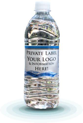 create custom personalized water bottle labels water guy