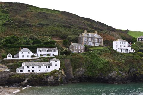 What Is The Real Name Of The Village In Doc Martin The House Port Isaac
