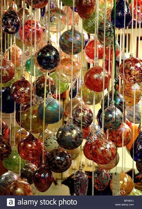 christmas decorations for sale along the great smoky arts