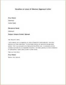 17 best ideas about letter of absence on