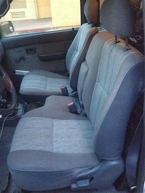 99 tacoma aftermarket seats 60 40 bench seat from 99 tacoma f t tacoma world