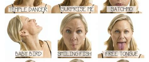 double chin exercises facial exercises wrinkles hate a listly list