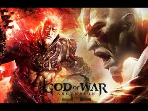 god of war film youtube god of war ascension the movie youtube