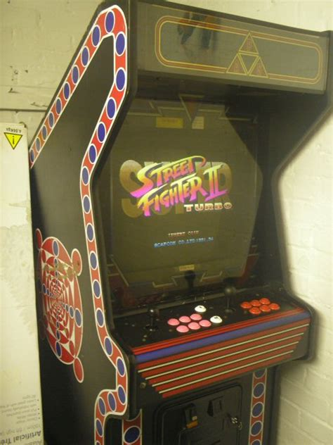 Fighter Arcade Cabinet For Sale by Arcade Cabinet With Fighter 2 Turbo For Sale