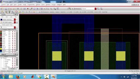 cadence layout youtube layout of inverter in cadence virtuoso 90 nm part1 youtube