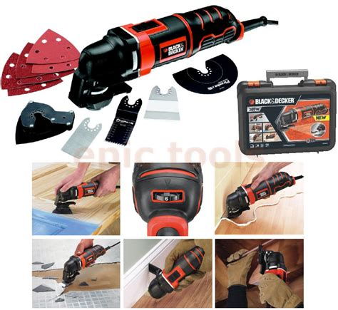 black und decker multitool black decker mt300ka 300watt oscillating multi tool