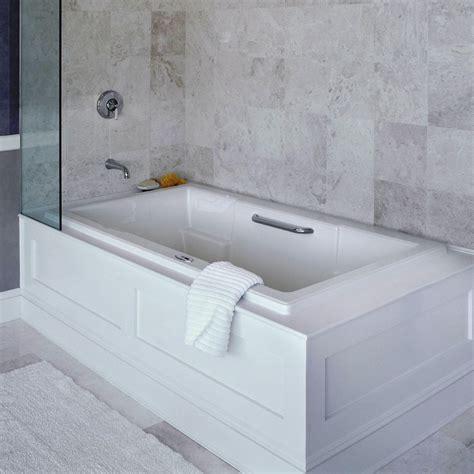 drop  bathtub surround schmidt gallery design