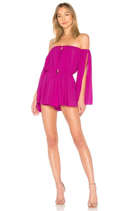 Romper Mike michael costello x revolve 2018 collection playsuits and more