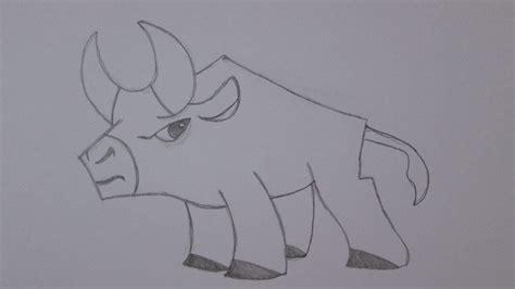 imagenes de toros para dibujar a lapiz como desenhar um touro youtube