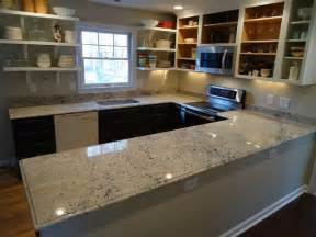 Modern Luxury Kitchen With Granite Countertop Granite Countertops