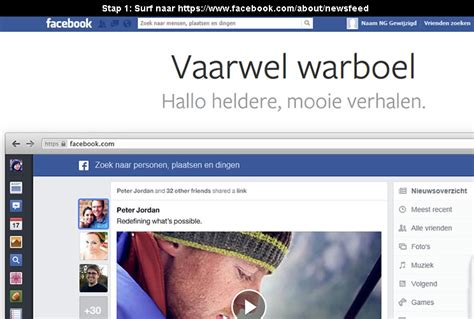 nieuwe layout twitter hoe facebook versie met nieuwe layout installeren