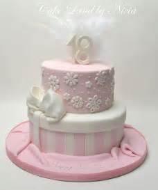 18 geburtstag kuchen 18th birthday cake cakeland by nivia flickr