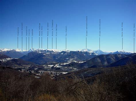 alpi marittime torino foto panoramiche da grandi distanze