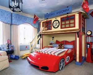 Race Car Bunk Bed Race Car Bed Finance Loans