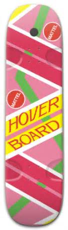 back to the future 710 clip skateboard back to the future skateboards and back to the future