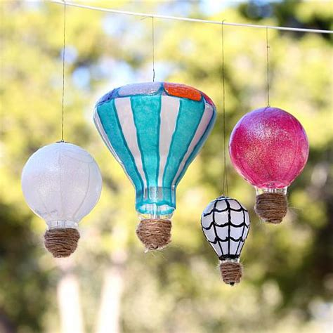 how to recycle lights recycle light bulbs into air balloons