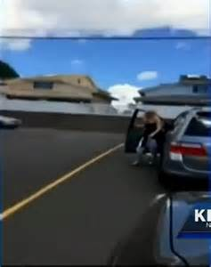Can I Get A Window Seat - furious mother driving with her child assaults driver after he cuts her off and almost causes