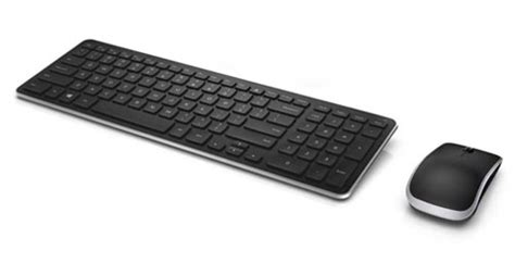 wireless keyboard and mouse combo km714 dell