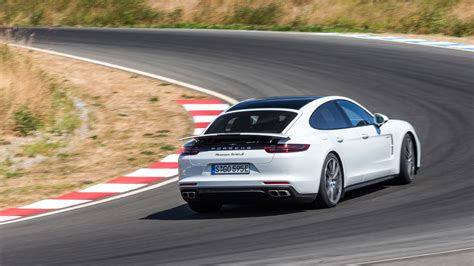 E Porsche Panamera by Porsche Panamera Turbo S E Hybrid 2017 Review Car Magazine