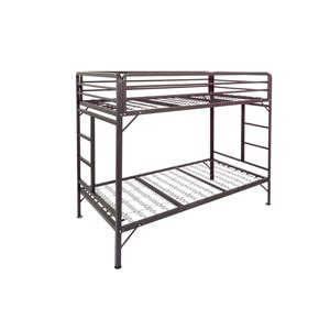 Institutional Bunk Beds Institutional Bunk Bed Summer C Metal Bunk Bed 3 Ns Dd Sc Wh Nationalfurnishing