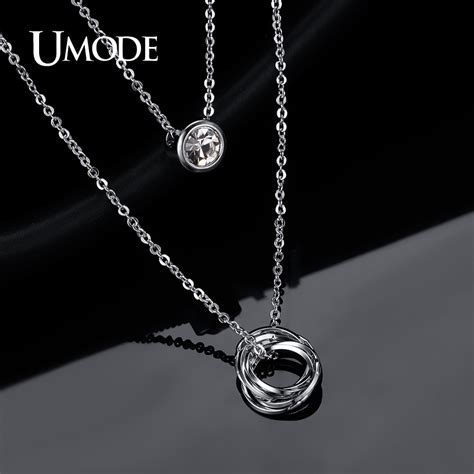 How To Buy Gold Jewelry 2 by Aliexpress Buy Umode 2016 New Link Chain Slide