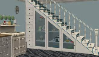 sims 2 treppen mod the sims the stairs storage set