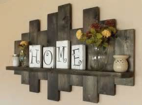 Wooden Home Decor Items 25 Best Ideas About Country Shelves On Pinterest