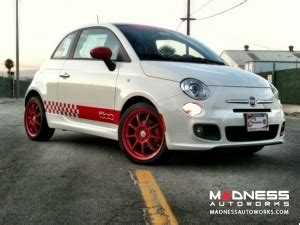 fiat 500s white customization fiat 500 parts and accessories