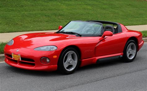 hayes car manuals 1994 dodge viper rt 10 security system 1994 dodge viper rt 10 1994 dodge viper rt 10 for sale to buy or purchase low miles 1 owner