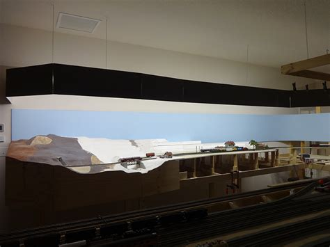 model railroad layout lighting led wiring model layout led get free image about