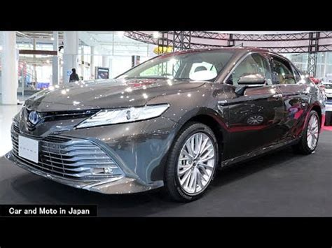 toyota camry g leather package : graphite metallic youtube