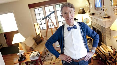 Bill Nye House by Bill Nye On His House Energy Efficient
